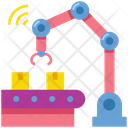 Computed Manufacturing Automation Iot Icon