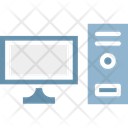 Computer Desktop Desktop Computer Icon