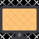 Computer Display Monitor Icon