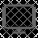 Computer Screen Monitor Icon