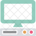 Computer Desktop Computer Desktop Pc Icon