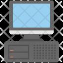Computer Desktop Home Icon