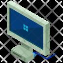 Pc Monitor Computer Icon