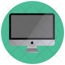 Computer Screen Display Icon