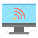 Computer Conectifity Wifi Icon