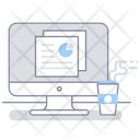 Computer Document Office Icon