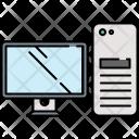 Computer Device Cpu Icon