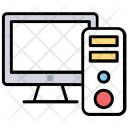 Early Personal Computer Icon