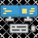 Computer Programming Coding Icon