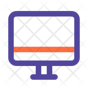 Computer Monitor Strategy Icon