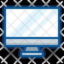 Computer Monitor Lcd Icon