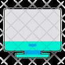 Desktop Monitor Work Icon