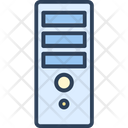 Computer Tower Pc Icon