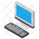 Computer Desktop Computer Home Computer Icon