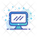 Computer Montior Display Icon