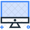 Computer Monitor Display Icon