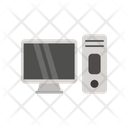Computer Laptop Business Icon