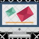 Computer Email Hosting Hosting Server Icon