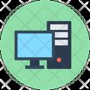 Computer Desktop Pc Personal Computer Icon