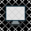 Computer Monitor Computer Screen Icon