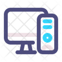 Computer Pc Workstation Icon