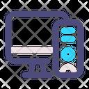 Computer Pc Workstation Icon