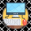 Pc Computer Personal Computer Icon