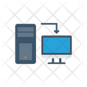 Pc Computer Lcd Icon