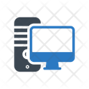 Computer Pc Mainframe Icon