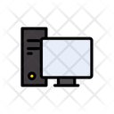 Computer Pc Display Icon