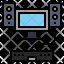 Computer Artificial Artificial Intelligence Icon