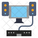 Computer Artificial Intelligence Pc Icon
