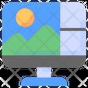 Computer Creative Design Icon