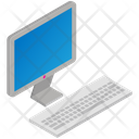 Computer Devices Lcd Icon