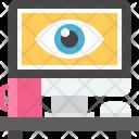 Computer Art Development Icon