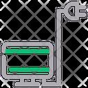 Monitor Computer App Icon