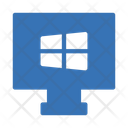 Computer Window Screen Icon