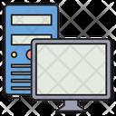 Computer Pc Server Icon