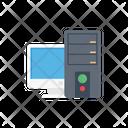 Pc Computer Monitor Icon