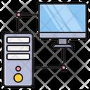 Server Pc Computer Icon