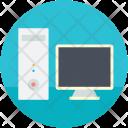 Computer Desktop Pc Icon