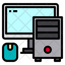 Computer Technology Icon