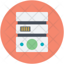 Computer Services Database Icon