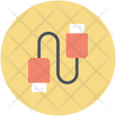 Computer Equipment Connector Icon