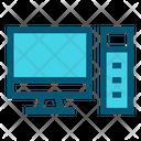 Computer Pc Cpu Icon