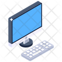 Computer Lcd Led Computer Accessory Icon