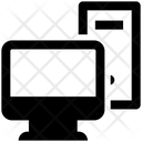Computer Data Science Cpu Icon