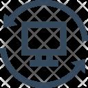 Computer Reset Icon