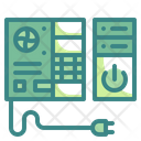 Computer Case Computer Server Icon