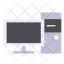 Computer Technology Office Icon